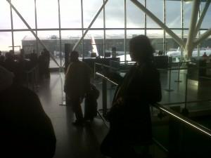 Departure San Diego